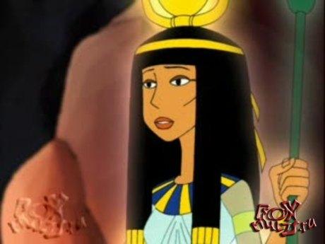 Приключения Папируса: 1-15 Седовласый египтянин