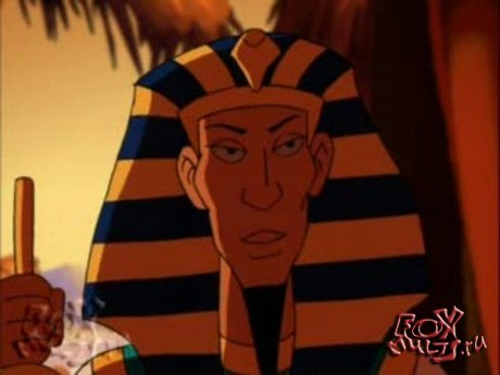 Приключения Папируса: 1-23 Страж Трех Ворот