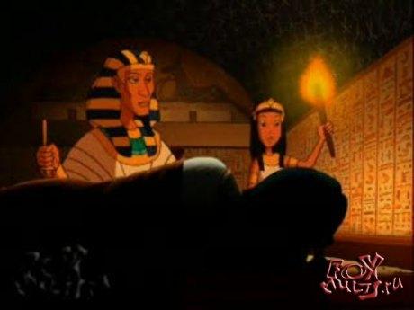 Приключения Папируса: 1-26 Наводнение