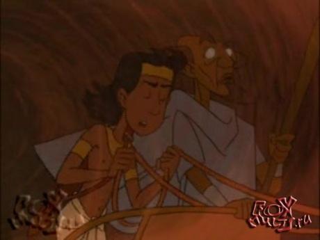 Приключения Папируса: 1-5 Безликий Великан