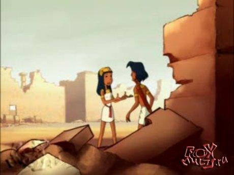 Приключения Папируса: 1-6 Избранный Фараон