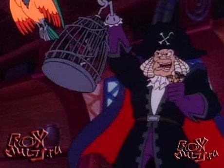 Мультсериал - Питер Пэн и пираты: 2 - Небольшая проблема