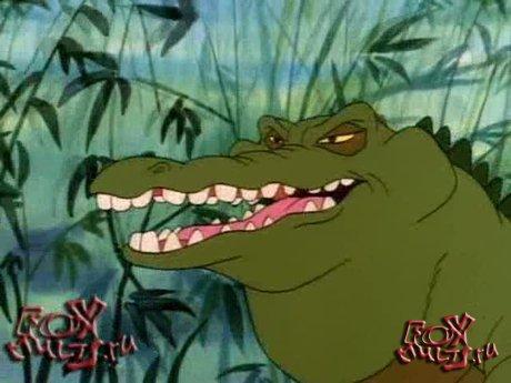 Мультсериал - Питер Пэн и пираты: 12 - Венди и крокодилица