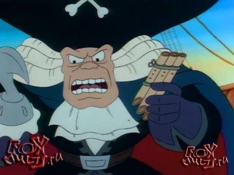 Мультсериал - Питер Пэн и пираты: 18 - Глупый Смит