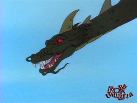 Мультсериал - Питер Пэн и пираты: 21 - Шалун и дракон
