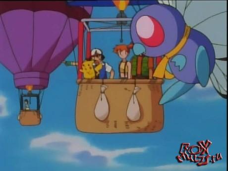 Мультик - Покемон: 1-21 Прощай Батерфри!