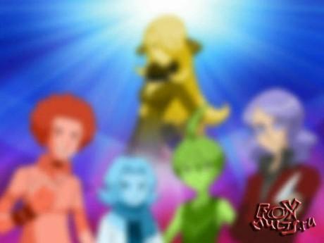 Покемон: 10-35 Встреча с представителем Элитной Четверки