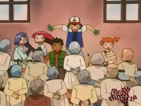 Мультик - Покемон: 5-9 Сажай сейчас! Диглетт выкопает!