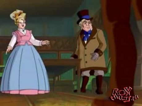 Мультфильм - Принцесса Сисси: 21 - Впереди времени