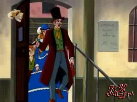 Мультфильм - Принцесса Сисси: 34 - Сисси и воровская шайка