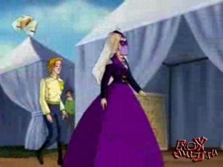 Мультфильм - Принцесса Сисси: 37 - Таинственная наездница в Шонбруне