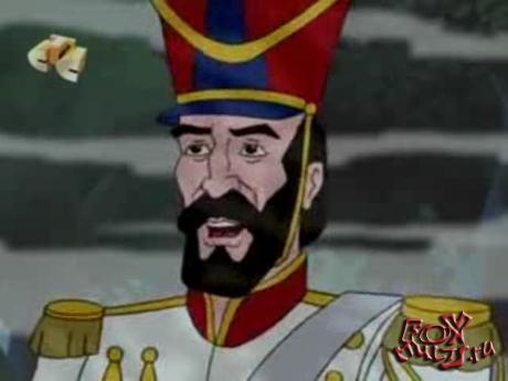 Мультфильм - Принцесса Сисси: 43 - Сисси идёт на войну