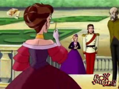 Мультфильм - Принцесса Сисси: 51 - Двойная игра