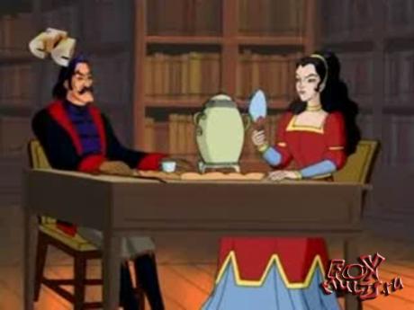 Мультфильм - Принцесса Сисси: 9 - Аркас и его месть