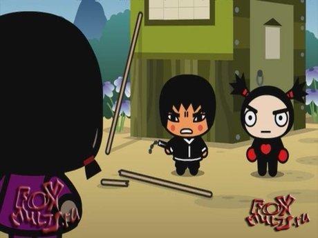 Мультсериал - Пукка: Злая Чинг