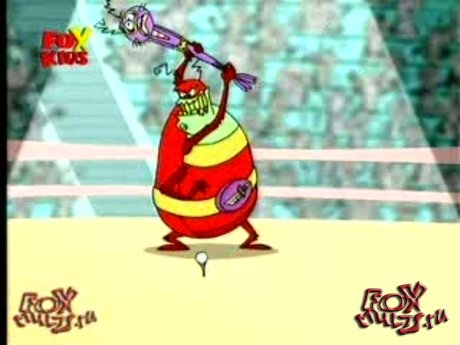 Мультсериал - Таракан-робот: 1-11 Вольная борьба. Смерть жука-коммивояжера