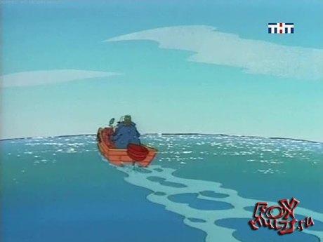 Новая жизнь Рокко: 3-4 Рыбак рыбака. Застенчивая камера