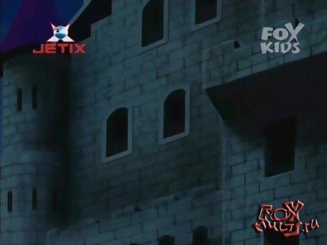 Мультик - Соник Икс: 1-19 Призрак старого замка