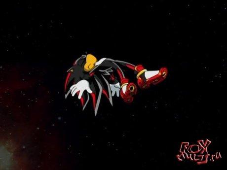 Мультик - Соник Икс: 3-9 Роковой космический корабль