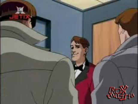 Мультфильм - Человек-паук: 2-2 Сражение с коварной шестеркой
