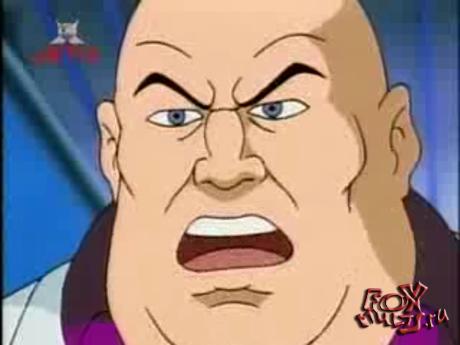 Мультфильм - Человек-паук: 2-5 Месть мутантов