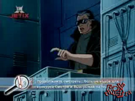 Мультфильм - Человек-паук: 2-6 Морбиус