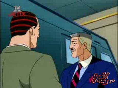 Мультфильм - Человек-паук: 3-8 Идеальный убийца