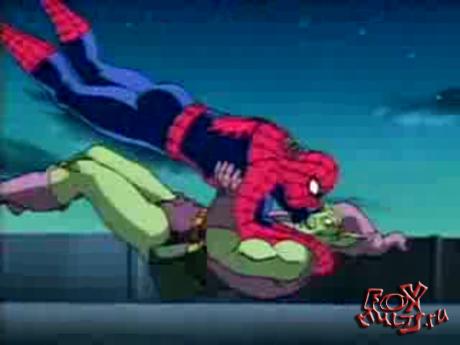 Мультфильм - Человек-паук: 3-14 Поворотный момент