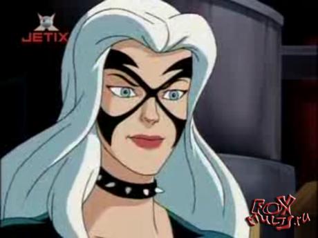 Мультфильм - Человек-паук: 4-6 Пробуждение вампира