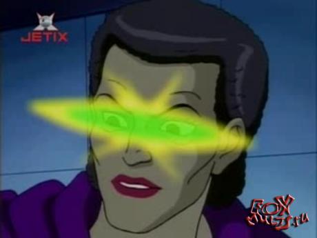 Мультфильм - Человек-паук: 4-7 Королева вампиров