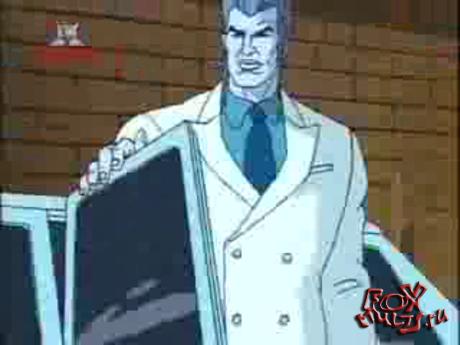Мультфильм - Человек-паук: 4-11 Хищник