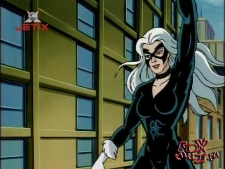 Мультфильм - Человек-паук: 5-7 Возвращение водяного.Часть 1