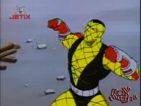 Мультфильм - Человек-паук: 1-9 Чужой костюм.Часть 2
