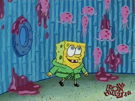 Губка Боб: 1-7-2 Вечеринка медуз