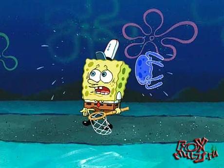 Губка Боб: 2-19-1 Охотник на медуз
