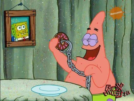 Губка Боб: 5-9-2 Пончик стыда