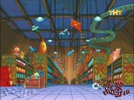 Губка Боб: 6-20-2 Магазин игрушечных ужасов