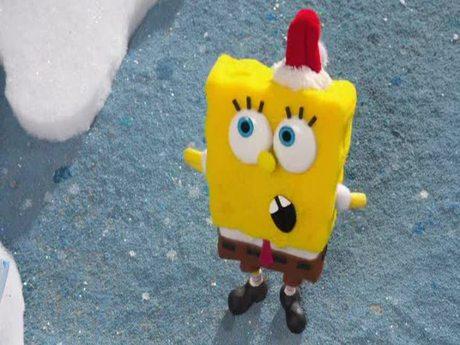 Губка Боб: 8-23 Губка Боб празднует Рождество!