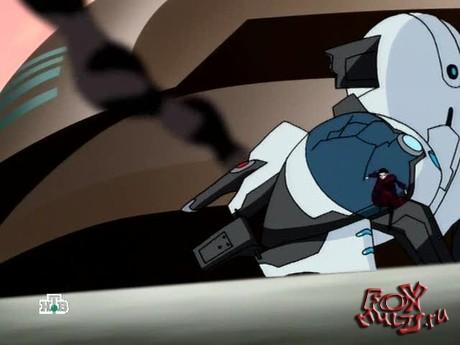 Мультик - Легион супергероев: 1-6 Фантомы