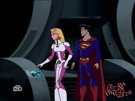 Мультик - Легион супергероев: 1-9 Утечка мозгов