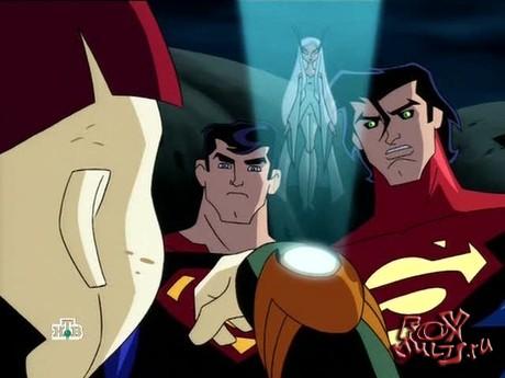 Мультик - Легион супергероев: 2-10 Испытания