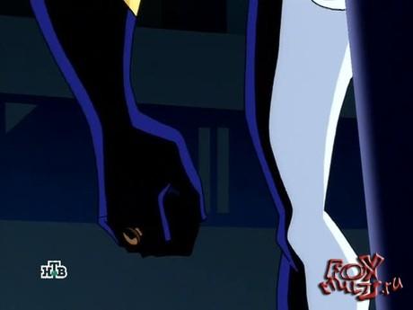 Мультик - Легион супергероев: 2-4 Цепная реакция
