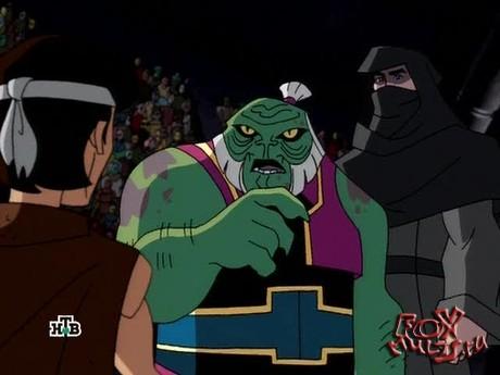 Мультик - Легион супергероев: 2-5 Мальчик-каратист