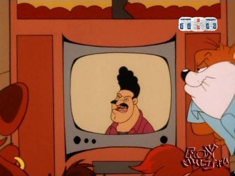 Тасманский дьявол: 47 - Тасмания конфиденциально. Платикусов пи-звуковой пи-симулятор пи-ощущений
