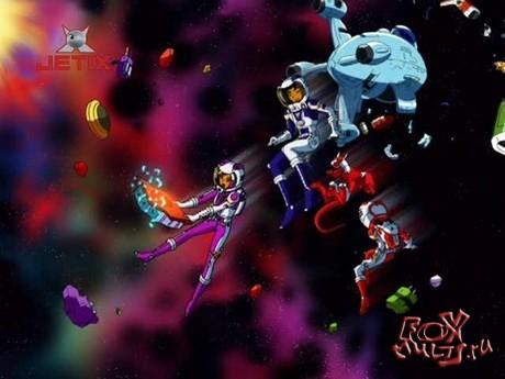 Мультик - Team Galaxy: 1-5 Пираты Галактического моря
