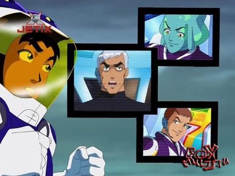 Мультик - Team Galaxy: 1-6 Н2О - ни за что!