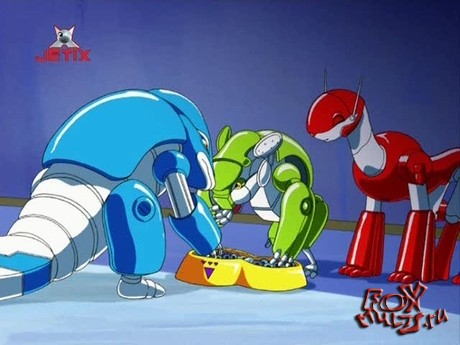 Мультик - Team Galaxy: 2-14 Супер Спэвид!