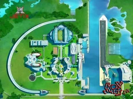 Мультик - Team Galaxy: 2-9 Приключения нянек