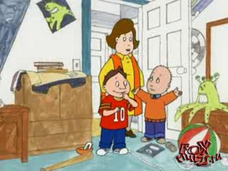 Мультфильм - Детки из класса 402: 1-11 Ложки,пауки и космическое чудовище
