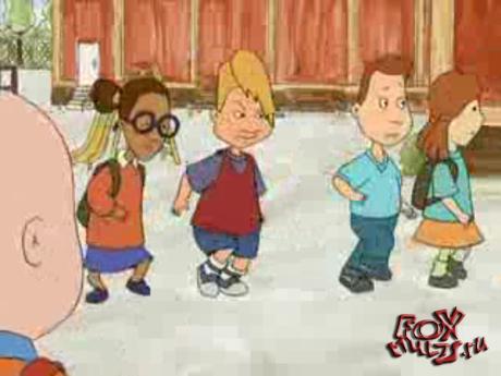 Мультфильм - Детки из класса 402: 1-17 Очкарик